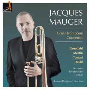 Jacques Mauger, Laurent Petitgirard, Orchestre Symphonique Français 歌手頭像