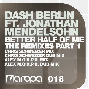 Dash Berlin feat. Jonathan Mendelsohn Artist photo