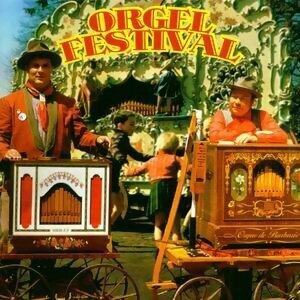 Orgelfestival 歌手頭像