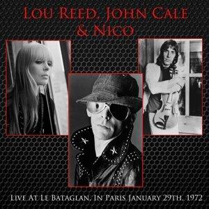 Lou Reed, John Cale, Nico 歌手頭像