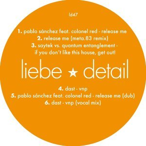 Pablo Sanchez, Colonel Red, Saytek, Quantum Entanglement, Dast (Italy) & Meta.83 歌手頭像