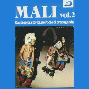Mali, Vol. 2 歌手頭像