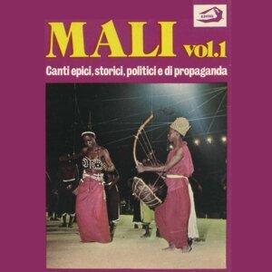 Mali, Vol. 1 歌手頭像