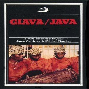 Java / Giava 歌手頭像