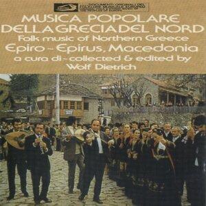 Folk Music of Northern Greece - Epirus Macedonia 歌手頭像