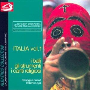 Italia Vol. 1: I balli, gli strumenti, i canti religiosi 歌手頭像