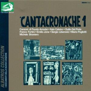 Cantacronache 1 歌手頭像