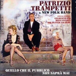 Patrizio Trampetti & New folk band 歌手頭像