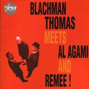 Blachman Thomas meets Al Agami & Remee 歌手頭像