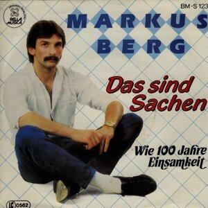 Markus Berg 歌手頭像