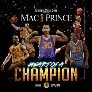 Mac Prince 歌手頭像