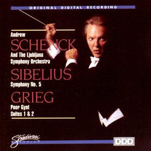 Andrew Schenck & The Ljubljana Symphony Orchestra 歌手頭像