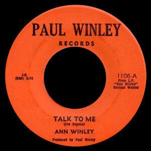 Ann Winley 歌手頭像