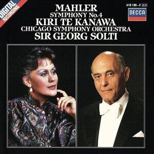 Sir Georg Solti, Kiri Te Kanawa, Chicago Symphony Orchestra 歌手頭像