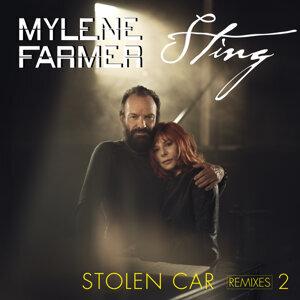 Mylène Farmer, Sting 歌手頭像