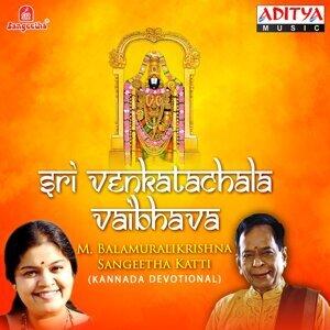 M. Balamuralikrishna, Sangeetha Katti 歌手頭像