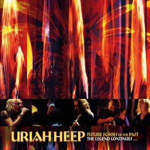 Uriah Heep (尤拉希普樂團) 歌手頭像