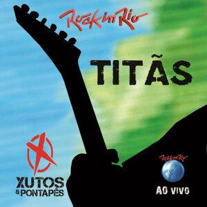Titãs, Xutos & Pontapés 歌手頭像