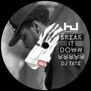DJ Taye 歌手頭像