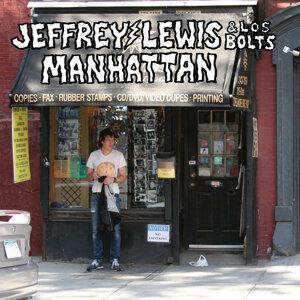 Jeffrey Lewis & Los Bolts 歌手頭像