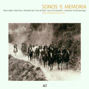 Paolo Fresu & Sonos 'E Memoria 歌手頭像