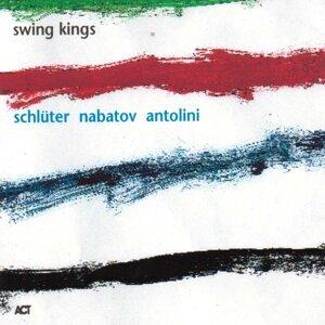Simon Nabatov, Wolfgang Schlüter, Charly Antolini, Charly Antolini, Simon Nabatov & Wolfgang Schlüter 歌手頭像