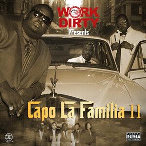 C.A.P.O. Click, Work Dirty 歌手頭像