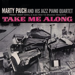 Marty Paich And His Jazz Piano Quartet 歌手頭像