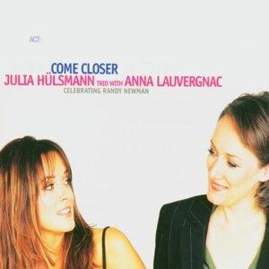 Julia Hülsmann Trio/Anna Lauvergnac 歌手頭像
