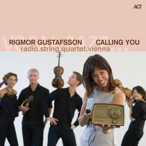Rigmor Gustafsson with radio string quartet vienna 歌手頭像