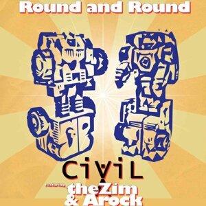 CIViLX, theZim & Arock 歌手頭像