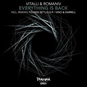 Vitalli & Romaniv 歌手頭像