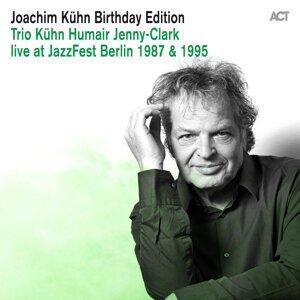 Joachim Kühn, Daniel Humair & Jean-François Jenny-Clark 歌手頭像