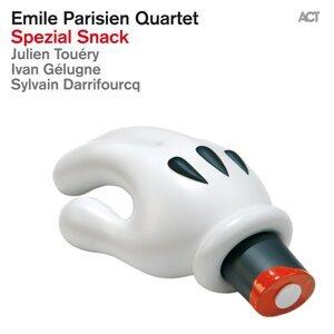 Emile Parisien with Julien Touéry, Ivan Gélugne & Sylvain Darrifourcq 歌手頭像