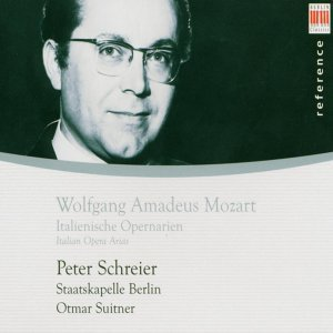 Peter Schreier, Staatskapelle Berlin, Otmar Suitner 歌手頭像