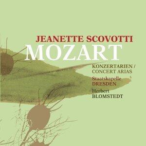 Staatskapelle Dresden, Jeanette Scovotti & Herbert Blomstedt 歌手頭像