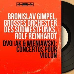 Bronislav Gimpel, Grosses Orchester des Südwestfunks, Rolf Reinhardt 歌手頭像