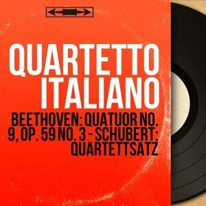 Quartetto Italiano, Paolo Borciani, Elisa Pegreffi, Piero Farulli, Franco Rossi 歌手頭像
