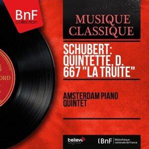 Amsterdam Piano Quintet, Alice Heksch, Nap De Klijn, Paul Godwin, Carel van Leeuwen Boomkamp, Lion Groen 歌手頭像
