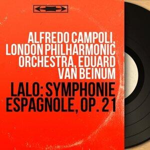 Alfredo Campoli, London Philharmonic Orchestra, Eduard van Beinum