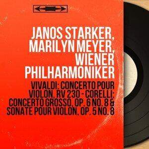 János Starker, Marilyn Meyer, Wiener Philharmoniker 歌手頭像