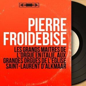 Pierre Froidebise 歌手頭像