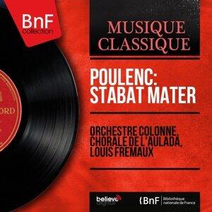 Orchestre Colonne, Chorale de l'Aulada, Louis Frémaux 歌手頭像