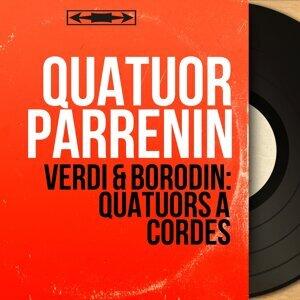 Quatuor Parrenin, Jacques Parrenin, Marcel Charpentier, Michel Walès, Pierre Penassou 歌手頭像