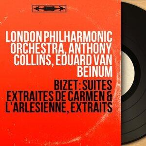London Philharmonic Orchestra, Anthony Collins, Eduard van Beinum 歌手頭像