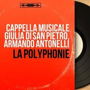 Cappella musicale Giulia di San Pietro, Armando Antonelli 歌手頭像
