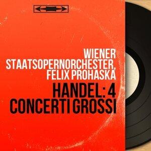Wiener Staatsopernorchester, Felix Prohaska 歌手頭像