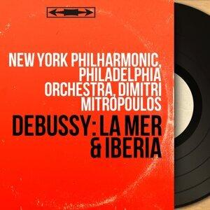 New York Philharmonic, Philadelphia Orchestra, Dimitri Mitropoulos 歌手頭像