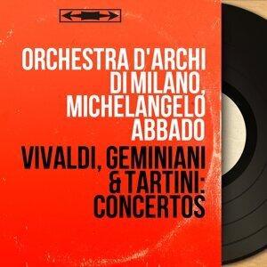 Orchestra d'archi di Milano, Michelangelo Abbado 歌手頭像