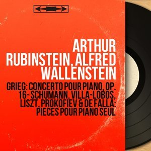 Arthur Rubinstein, Alfred Wallenstein 歌手頭像